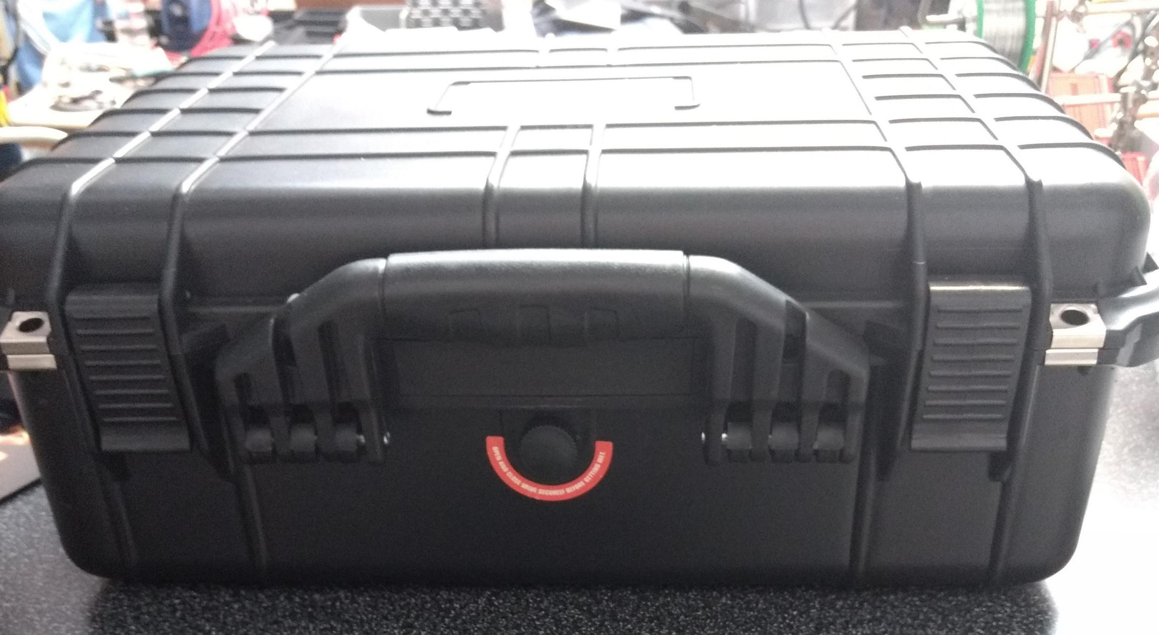 Blaze Technology Briefcase DAQ